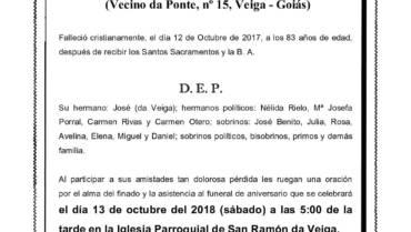 D. BENITO PORRAL PÉREZ