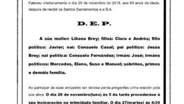 D. MANUEL LÓPEZ CASAL