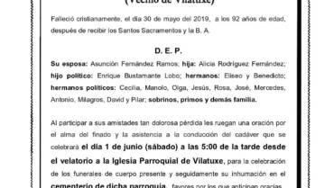 D. GUMERSINDO RODRÍGUEZ FAILDE