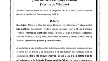 DÑA. MERCEDES DOBARRO CASADO