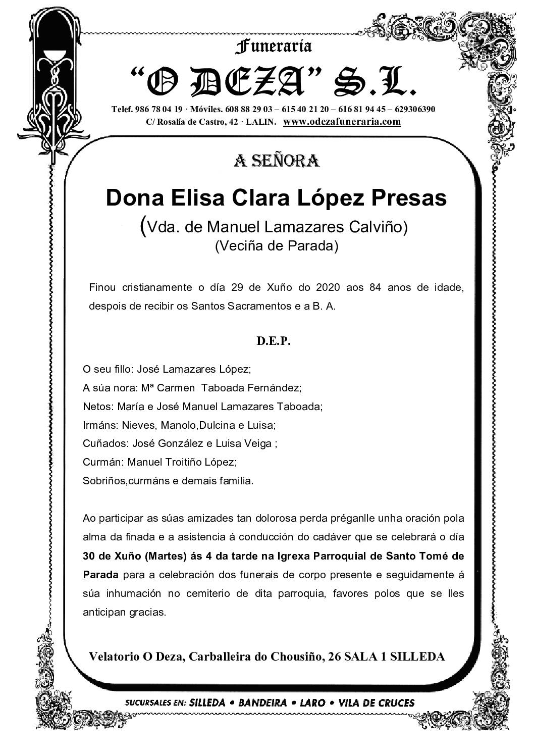 DNA. ELISA CLARA LÓPEZ PRESAS