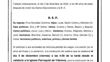 D. DELFÍN FERNÁNDEZ GONZÁLEZ